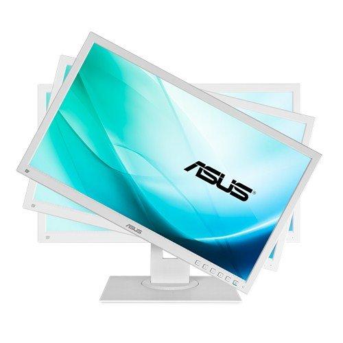 Asus BE249QLB-G 60,45 cm (23,8 Zoll) Monitor (Full-HD, DVI-D, D-Sub, 5ms Reaktionszeit, Display Port) grau
