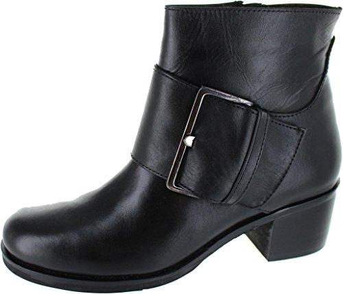Carmela 65905, Damen Stiefel & Stiefeletten schwarz schwarz, schwarz - schwarz - Größe: 39