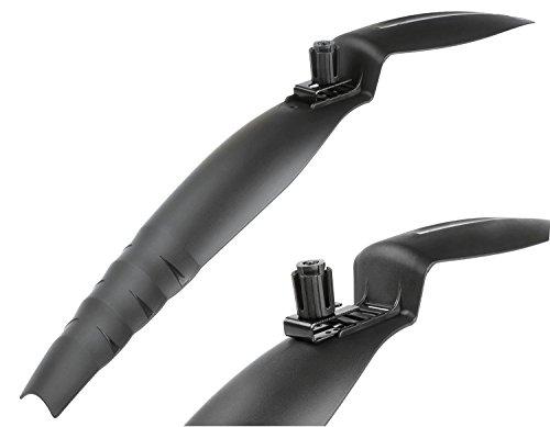 Mountainbike Schutzblech Fahrrad Schutzblech Vorne für 26-29 Zoll mit Konus