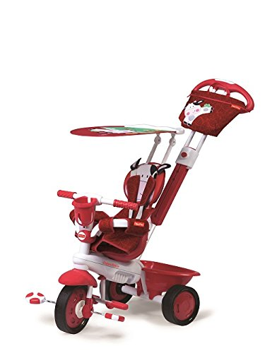 Fisher Price - Fp1570533 - Tricycle Royal - 3 en 1 - Rouge