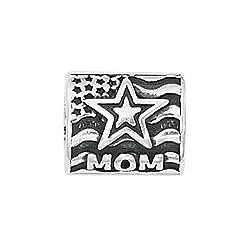 army mom charm spacer
