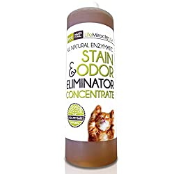 Life Miracle Enzyme Cleaner & Pet Odor Eliminator Concentrate