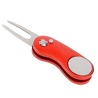 Divot Repair Tool with
