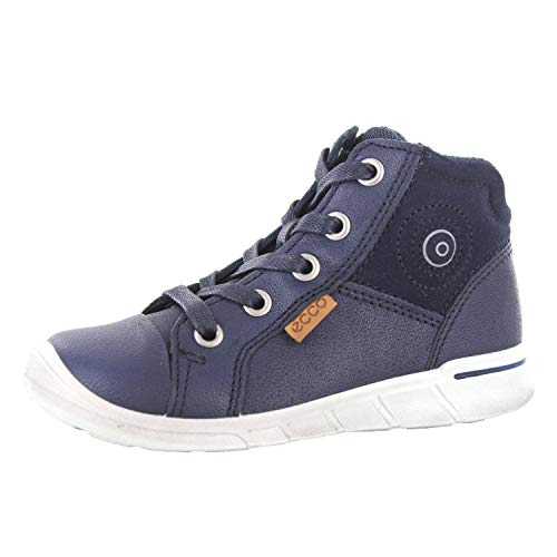ECCO Baby Jungen FIRST Sneaker Sneaker Ankle-high, Blau (Night Sky 1303), 25 EU
