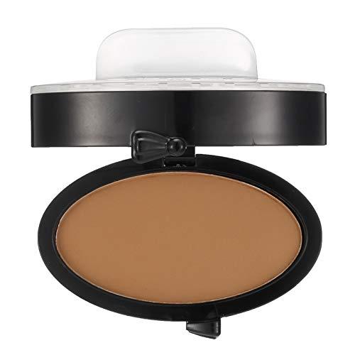 BZAHW Brow Stamp Poudre Gris Brun Maquillage Sourcils Gel Joint Scellé Yeux Imperméables Cosmétique Noir Tête Brosse Outils (Color : Brown)