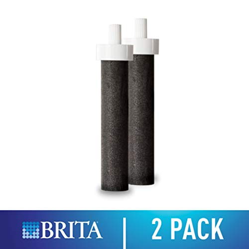 Brita 635835 Hardsided Bottle Replacement Filters