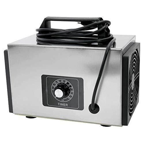WZJDY Generador de ozono 220V 20G con función de sincronización, esterilizador de máquina ozonizador