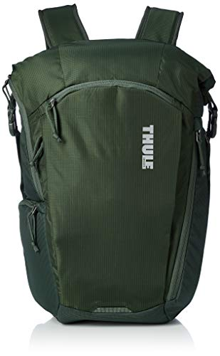 Thule Enroute Camera Backpack 25L, Dark Forest