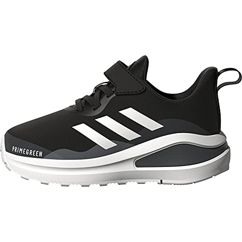 adidas Fortarun EL I, Zapatillas de Running, NEGBÁS/FTWBLA/GRISEI, 23 EU