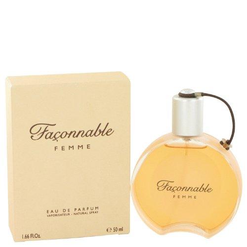 Faconnable Femme Eau De Parfum Spray 50ml/1.6oz - Damen Parfum