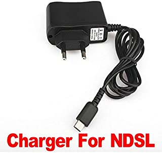 New Practical AC Travel Charger Adapter EU Plug for Nintendo DS N-DSL I