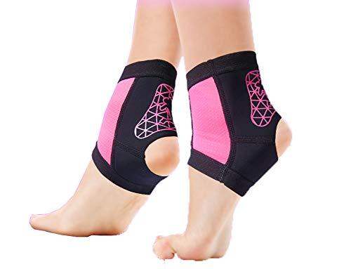 Warmth Supplies Manga del Tobillo Movimiento del Tobillo Anti-Sinus Baloncesto Calentar el pie Protección de la articulación Fija Profesional Fútbol Vendaje