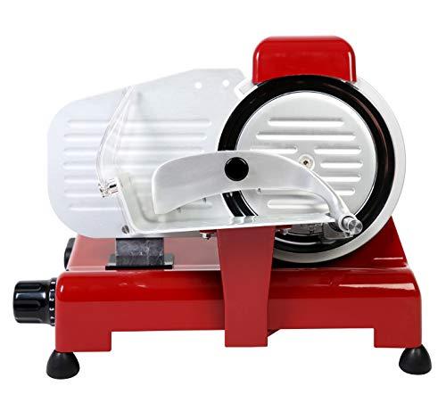 RGV AFFETTATRICE MOD 20 Special Edition Red, 120 W, Lama Ø 200 mm, Alluminio, Rosso