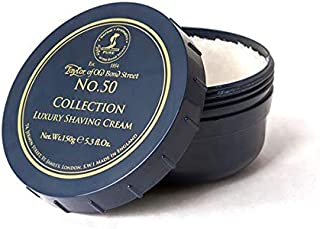 Taylor of Old Bond Street No. 50 Collection Shaving Cream Bowl 150g