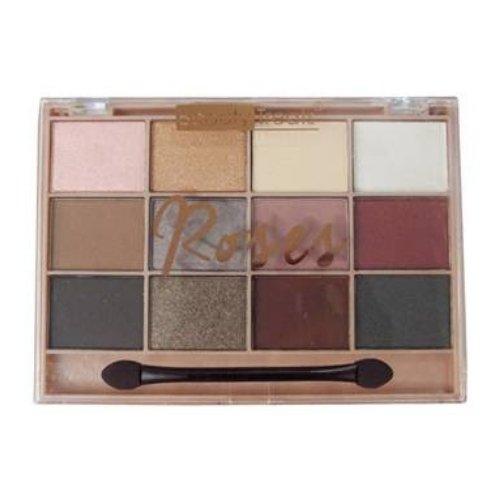 (3 Pack) BEAUTY TREATS Roses Eyeshadow Palette 2