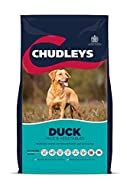 Chudleys Hypoallergenic Complete Dry Dog Food Duck Rice and Vegetables, 14 kg