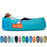 Chillbo Shwaggins Inflatable Couch – Cool Inflatable Lounger. Upgrade...