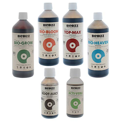 Biobizz - MEGA pack engrais litre