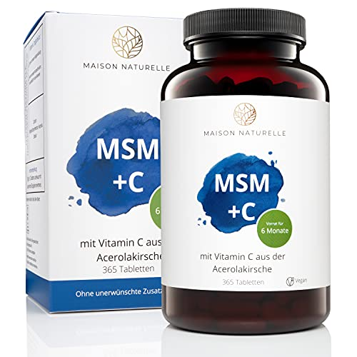 Maison Naturelle -  ® - Msm 2000mg