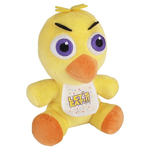 Funko Five Nights at Freddy's Chica Plush, 6',Basic
