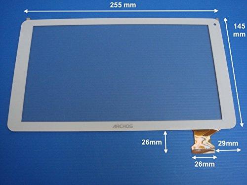 Touchscreen, wit, voor tablet MPMAN MPQCG10 (18978)