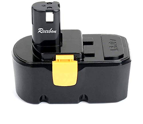 REEXBON 14.4V 2.0Ah Replacement Battery for Ryobi 130224010 1314702 1400671 1400655 130224011 1400144 4400011 HP1442M SA14402 FL1400 HP1441M CTH1442 RY6200