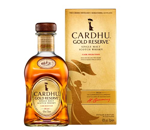 Cardhu Gold Reserve Whisky Escocés, 700ml