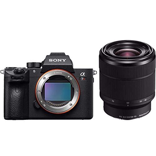 Sony Alpha a7RIII Mirrorless Digital Camera w/FE 28-70mm f/3.5-5.6 OSS Lens (Renewed)