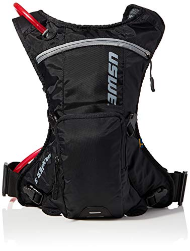 USWE Sports Ranger 3 Hydration Pack, Color Carbon Black,