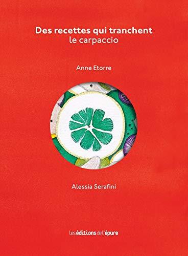 carpaccio auchan
