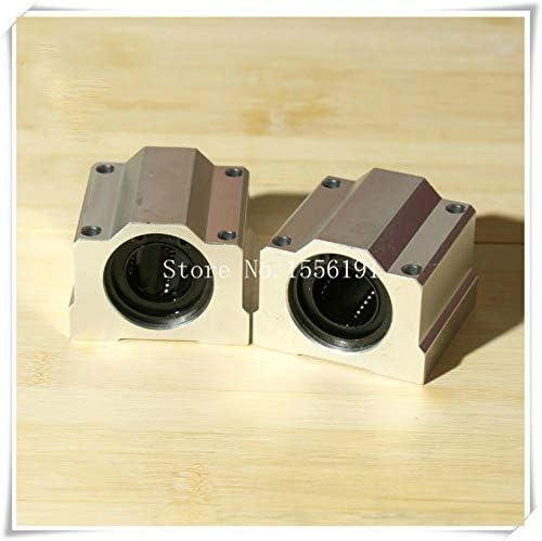 1 PCS SCS50S-UU Slide Linear axis Box Bearings low-pricing Max 72% OFF SCS50U Type
