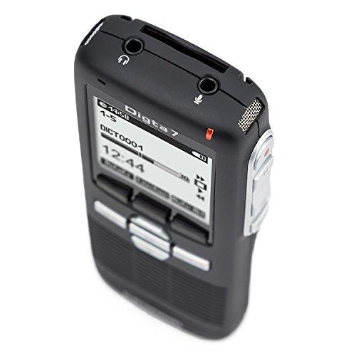 Grundig PDM7010-12 Digitales Diktiergerät Digta 701 Push