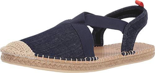Sea Star Beachwear Seafarer Slingback Water Shoe Dark Denim/No Embroidery 8 M
