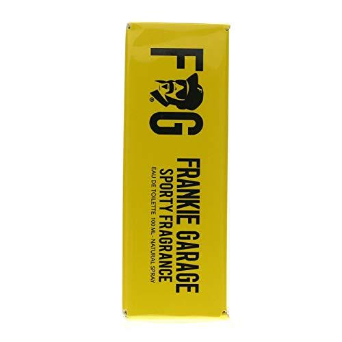 Profumo Frankie Garage Sporty Fragrance Eau de toilette 100 ml spray - Profumo uomo