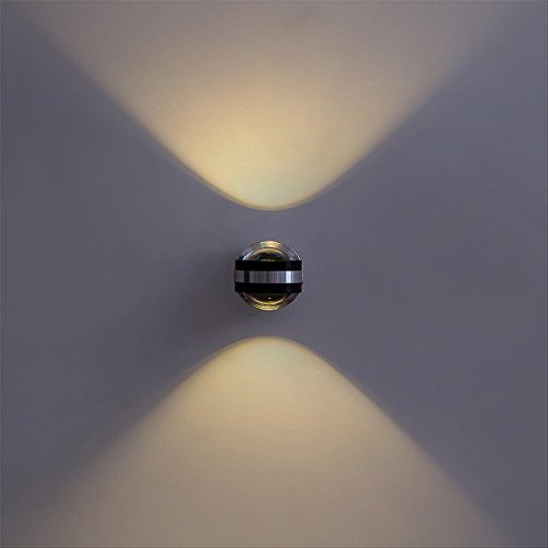 MOM Wandleuchte -Personalisierte Led rund um den Kopf des Bett-Kopf Dekoriert Korridore durch die Strae Licht Schlafzimmer Lampe Hotel Villa Zimmer Gang Tür Dekoration Licht