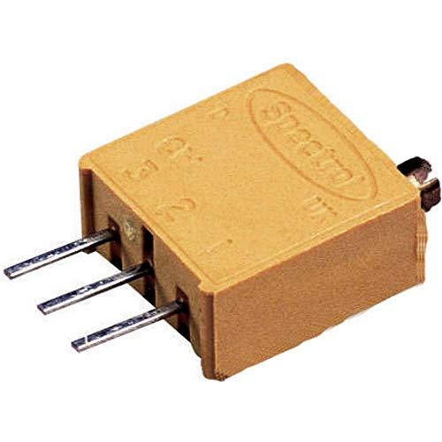 Vishay M64W104KB40 Spindeltrimmer 25-Gang linear 0.5 W 100 kΩ 9000 ° 1 St.