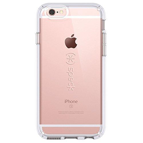 Funda Speck CandyShell para iPhone 6 / 6S (4.7') - Transparente