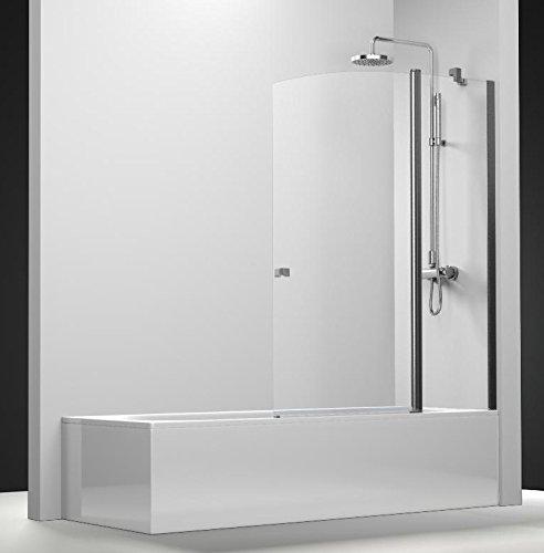 Pare bañera Serie Bo con un Panel fijo y un panel giratoria ...