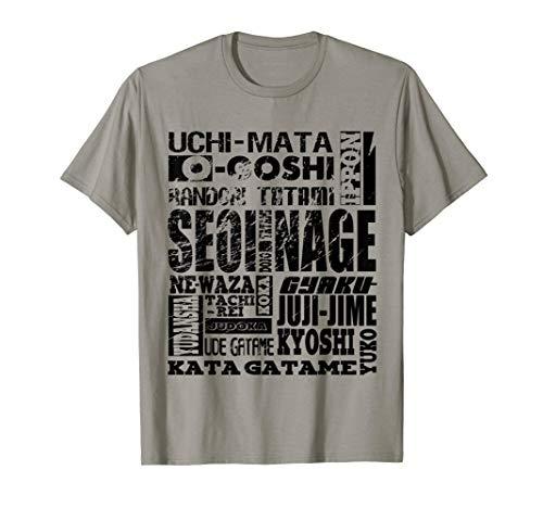 Die A-Z von Judo T Shirt Judo T-Shirt