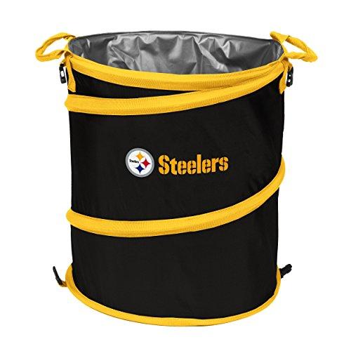 logobrands NFL Pittsburgh Steelers 3-in-1 Cooler (625-35)