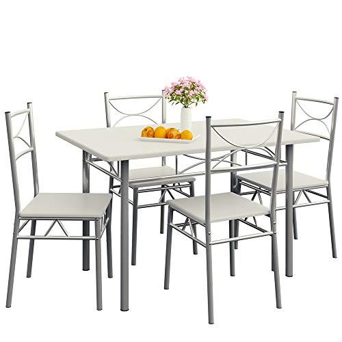 Casaria -   5 Tlg Sitzgruppe