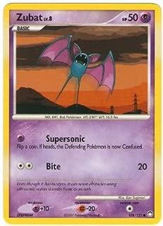 Pokemon Zubat - Diamond & Pearl Mysterious Treasures - 108 [Toy]