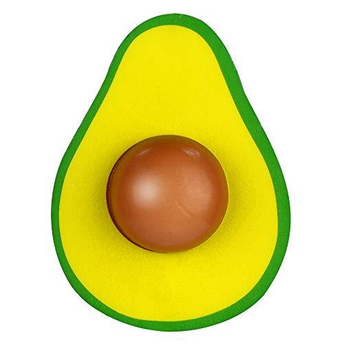 PARUYU Squeeze Squishies Simulierte Avocado Langsam steigende Creme Duft Squeeze Stress Relief Toys