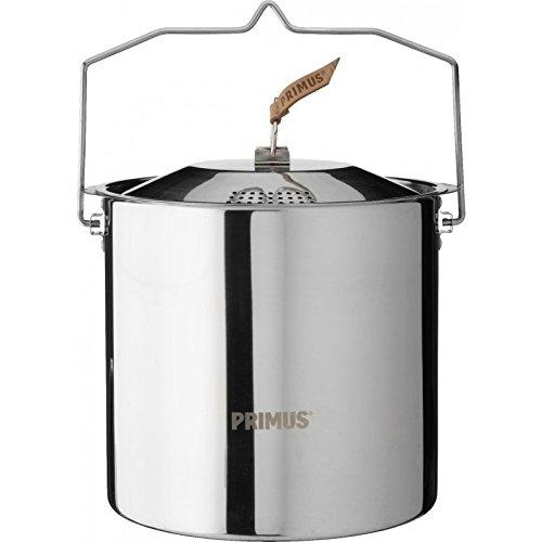 Relags Primus Edelstahltopf 'Campfire' Topf, Silber, 3 Liter