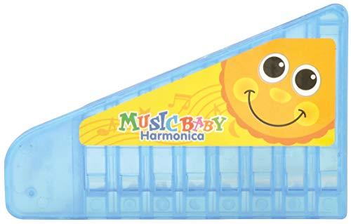EDUPLAY 130225 Mundharmonika, farbig Sortiert