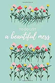 A Beautiful Mess, to-do list: A daily compact notebook