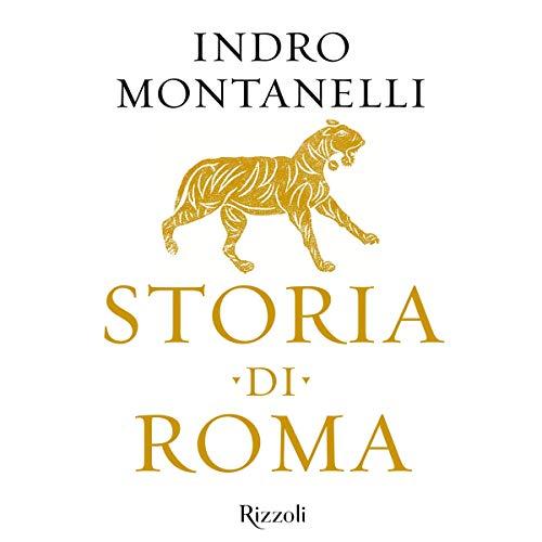 Storia di Roma copertina