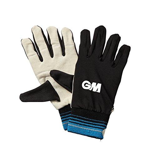 GM Chamois Herren Palm Innen Handschuhe, Schwarz
