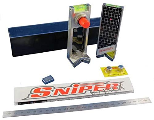 SNIPER V2 INOX 2 Magnetic Racing Kart Alignment System