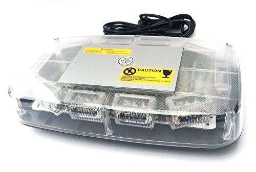 LED Rundumleuchte Warnleuchte Balken 30 * 3W 280x165x57 12V 24V